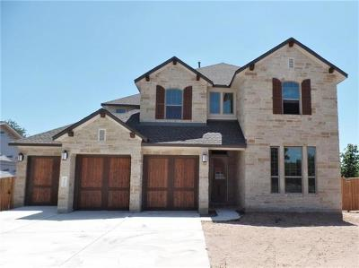 Cedar Park TX Single Family Home For Sale: $644,535