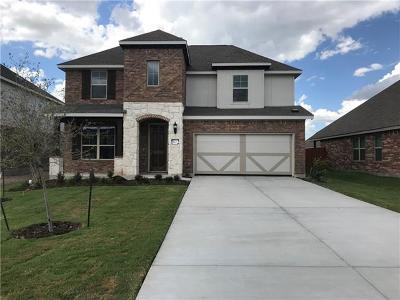 Pflugerville Single Family Home For Sale: 3912 Joshs Cv