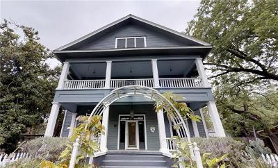 San Marcos Single Family Home For Sale: 1016 W Hopkins St