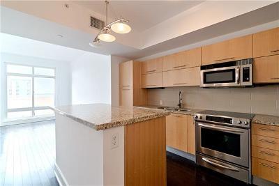 Condo/Townhouse For Sale: 603 Davis St #1505