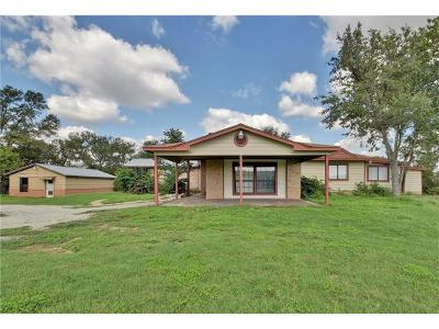 Buda Single Family Home Active Contingent: 1701 N Fm 1626