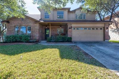 Leander Single Family Home For Sale: 3301 Saint Genevieve Dr
