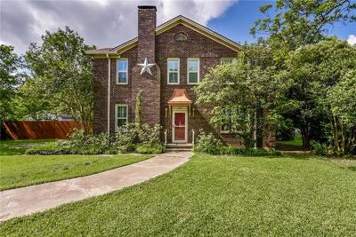 Williamson County Single Family Home For Sale: 1543 W Clark St