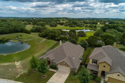 Austin Single Family Home For Sale: 581 Wild Rose Dr