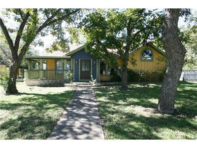 Burnet County Single Family Home For Sale: 702 N Main St