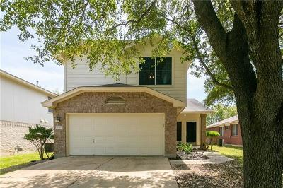 Hays County, Travis County, Williamson County Single Family Home For Sale: 1321 Merchants Tale Ln