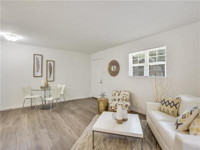 Austin Condo/Townhouse For Sale: 1300 Newning Ave #105