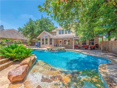 Cedar Park Single Family Home For Sale: 1214 Valorie Ct