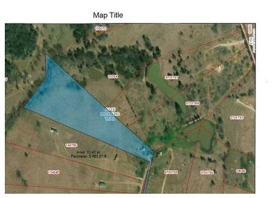 McDade Residential Lots & Land For Sale: TBD Marlin St
