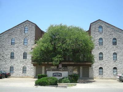 Travis County, Williamson County Condo/Townhouse For Sale: 3506 Speedway #205