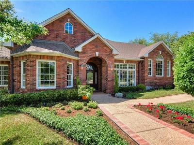 Round Rock Single Family Home Pending - Taking Backups: 2634 Collingwood Dr