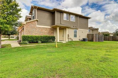 Pflugerville Condo/Townhouse Pending - Taking Backups: 14413 Charles Dickens Dr