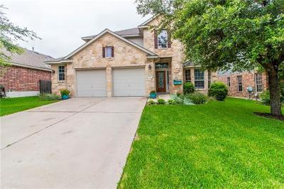 Cedar Park Single Family Home Pending - Taking Backups: 2717 Lovett Ln