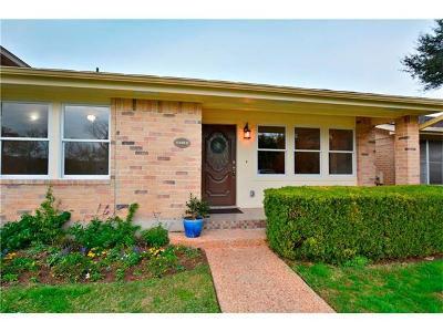 Austin Condo/Townhouse For Sale: 11129 Pinehurst Dr #C