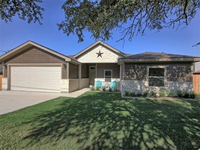 Lago Vista Single Family Home For Sale: 20608 Oak Rdg