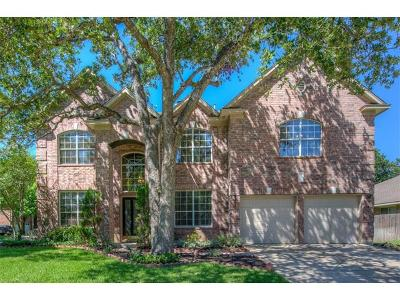 Round Rock Single Family Home For Sale: 3600 Aspen Leaf