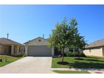 Single Family Home For Sale: 602 Comal Run