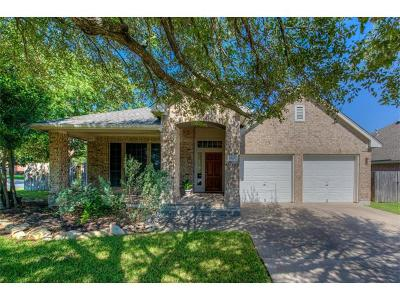 Travis County Single Family Home For Sale: 13312 Lamplight Village Ave