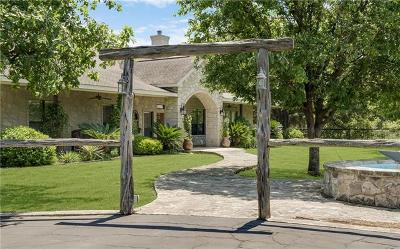 Kinney County, Uvalde County, Medina County, Bexar County, Zavala County, Frio County, Live Oak County, Bee County, San Patricio County, Nueces County, Jim Wells County, Dimmit County, Duval County, Hidalgo County, Cameron County, Willacy County Single Family Home For Sale: 31036 Post Oak Trail