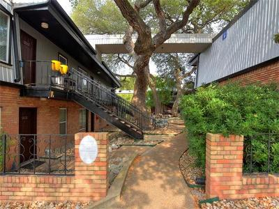 Travis County Condo/Townhouse Pending - Taking Backups: 2020 S Congress Ave #2216