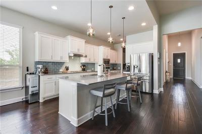 Round Rock Single Family Home For Sale: 3819 Kyler Glen Rd