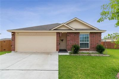 Luling Single Family Home For Sale: 111 Hawk Cir