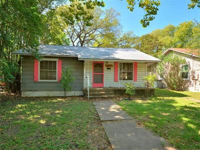 Travis County Single Family Home Pending - Taking Backups: 5608 Montview St