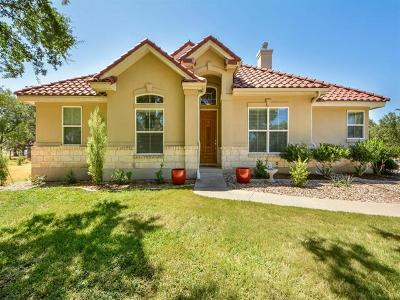 Williamson County Single Family Home For Sale: 541 Fm 970