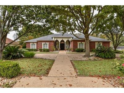 Round Rock Single Family Home For Sale: 3 Meadow Run