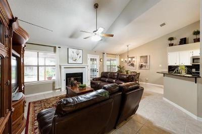 Cedar Park Single Family Home For Sale: 1312 Lantana Ln