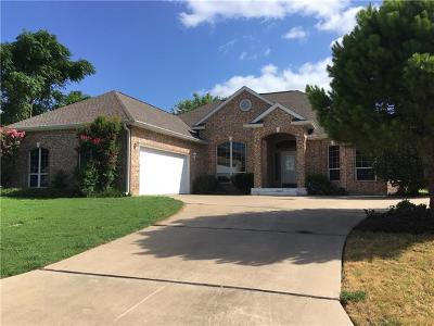 Burnet County Single Family Home For Sale: 218 Murfield St