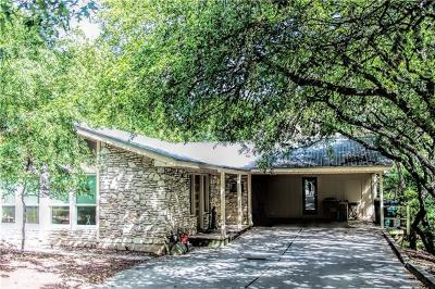 San Marcos Single Family Home For Sale: 110 E Hillcrest Dr