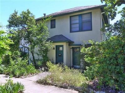 Austin Rental For Rent: 3111 Grooms St #C