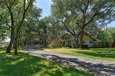 Austin Single Family Home For Sale: 12600 Shasta Ln