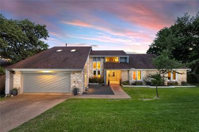 Hays County, Travis County, Williamson County Single Family Home For Sale: 6104 Shadow Mountain Dr