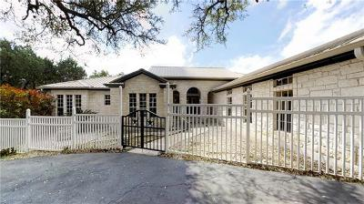 Wimberley Single Family Home Pending - Taking Backups: 420 Packsaddle Pass
