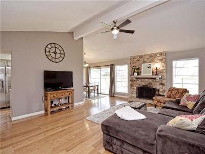 Austin Single Family Home For Sale: 12120 Old Stage Trl