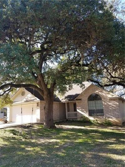 San Marcos Single Family Home For Sale: 125 Robin Way