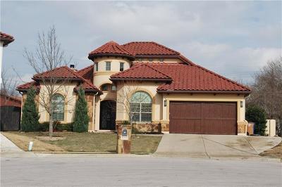 Single Family Home For Sale: 12333 Cedar Bend Cv