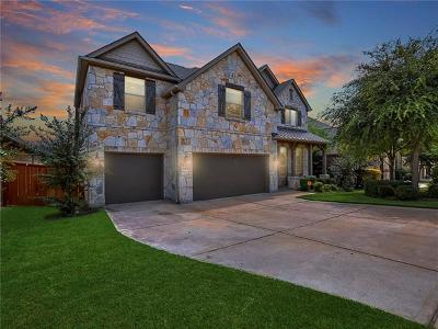 Round Rock Single Family Home For Sale: 4484 Wandering Vine Trl