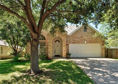 Hays County, Travis County, Williamson County Single Family Home For Sale: 8710 Copano Dr