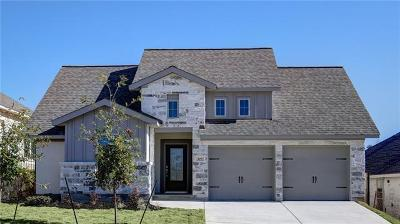 Georgetown Single Family Home For Sale: 109 San Domenico Cv