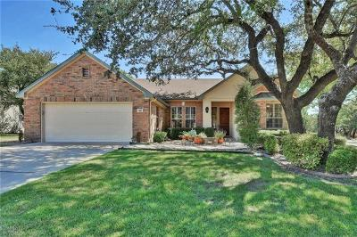 Single Family Home For Sale: 100 Cattle Trail Way
