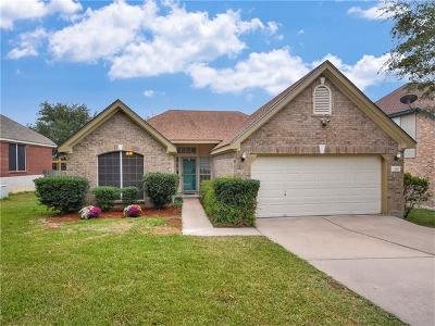 Georgetown Single Family Home For Sale: 116 Rio Vista Dr