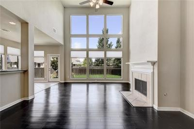 Hutto Single Family Home Pending - Taking Backups: 1108 Bethpage Dr