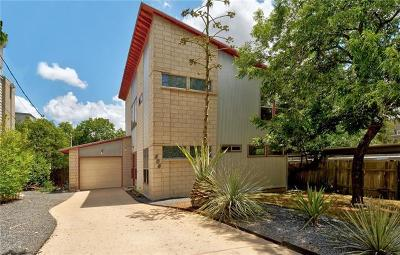 Single Family Home For Sale: 608 Peacock