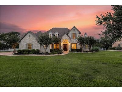 Austin Single Family Home For Sale: 300 Colonial Affair