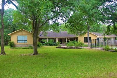 San Marcos Single Family Home Pending - Taking Backups: 1010 Thousand Oaks Loop