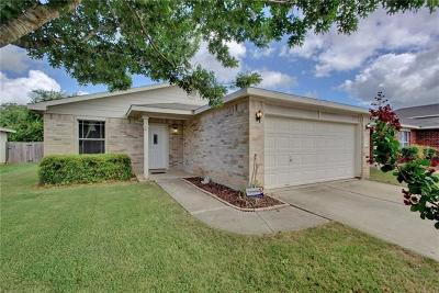 Austin Single Family Home For Sale: 3202 Caleb Dr