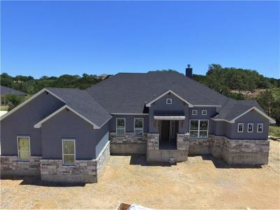 New Braunfels Single Family Home Active Contingent: 2531 Black Bear Dr